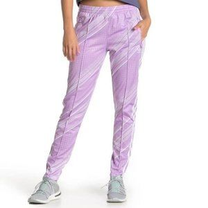 Adidas DV2581 Women's SST Track Pants Purple Glow